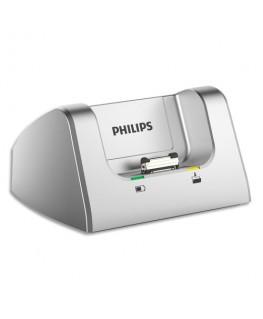 Station d'accueil ACC8120/00 pour enregistreurs numériques DPM6000 et DPM7200 - Philips