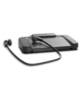 Kit de transcription pédale + écouteurs stéréos LFH7177 - Philips