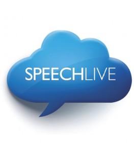 Abonnement SpeechLive offre avancée
