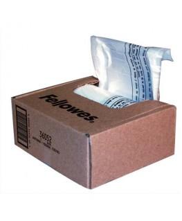 Boîte de 100 sacs pour destructeurs jusqu'à 34 litres : Série 99 - Fellowes®