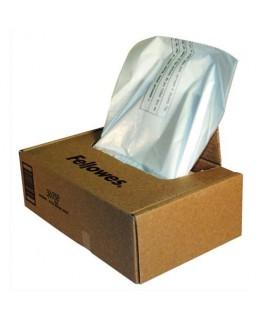 Boîte de 50 sacs pour destructeurs de 121 à 143 litres pour séries 425/485/3250/4250 - Fellowes®
