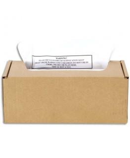 Boîte de 50 sacs 94 litres pour destructeurs AutoMax 300 et 500C - Fellowes®