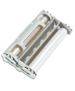 Cartouche de plastification dos adhésif repositionnable 7.5 m x 21.5 cm - Xyron®