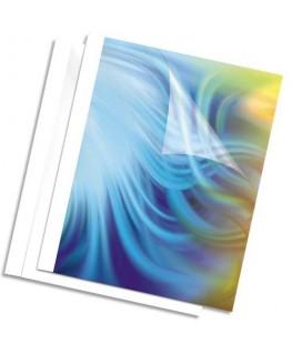 Pack de 100 couvertures thermiques blanches 1.5 mm