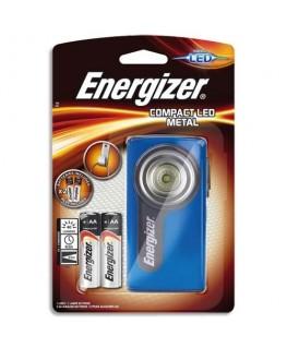 Lampe compact métal LED avec piles - Energizer®