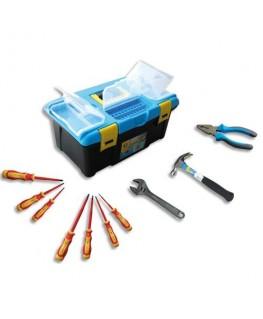 Malette outils plastique