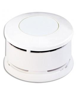 Détecteur de fumée Modèle SERENITY10 NF 10 ans Blanc