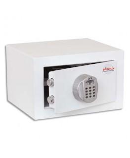 Coffre-fort de sécurité serrure électronique SS1181E 8 litres 35 x 22 x 30 cm Fortress - Phoenix