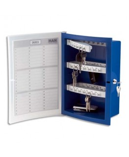 Boîte à clés design en polystyrène 63 clés - HAN