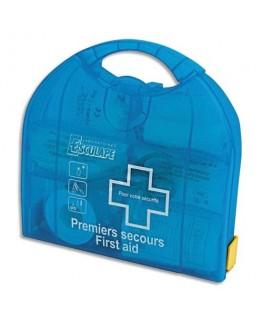Coffret premiers secours spécial bureaux pour 1 à 5 personnes - Laboratoires Esculape