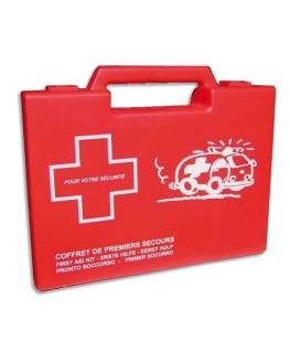 Coffret premiers secours pour 1 à 2 personnes - Laboratoires Esculape