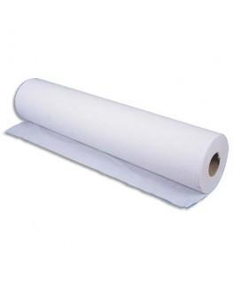 Lot de 12 rouleaux draps d'examen 2 plis 135 format 34 x 50 cm
