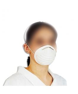 Boîte de 50 masques d'hygiène contre les poussières