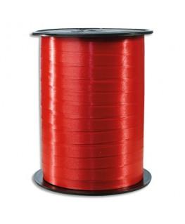 Bobine bolduc de comptoir lisse coloris rouge 500 x 0.7 m - Clairefontaine