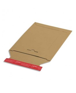 Pochette d'expédition en carton brun B5+