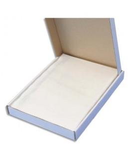 Boîte de 100 pochettes document ci-inclus neutre