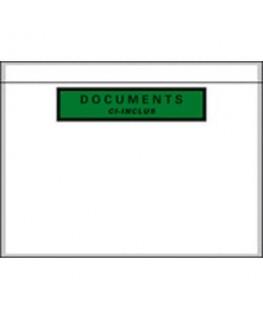 Boîte de 1000 pochettes document ci-inclus recyclées