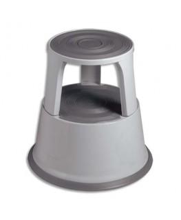 Marchepied diamètre 43.5 cm hauteur 43 cm coloris gris - Safetool®