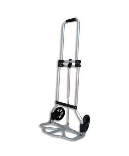Diable en aluminium pliable charge 70 kg deux roues