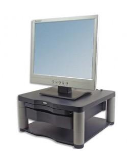 Support écran Premium plus gris graphite recyclé - Fellowes®