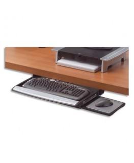 Tiroir clavier et tapis souris - Fellowes®