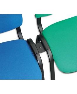 Liaison métallique pour chaises Iso de conférence