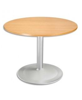 Table ronde diamètre 100 cm
