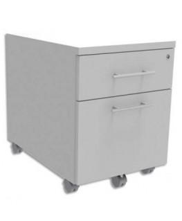 Caisson mobile 2 tiroirs + plumier