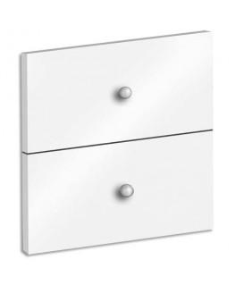 Lot de 2 tiroirs + fonds pour multi-cases MT1 Elégance