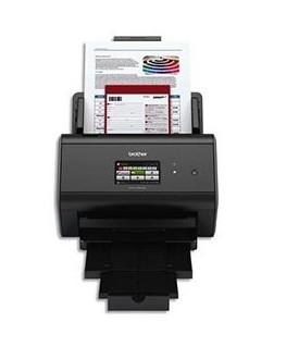 Scanner bureautique ADS-2800W - Brother®