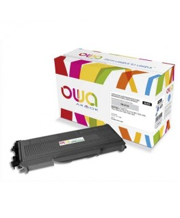 Cartouche toner laser noir compatible Brother® TN-2110 - Owa by Armor