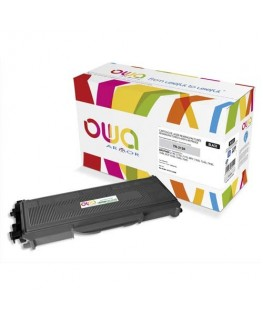 Cartouche toner laser noir compatible Brother® TN-2120 - Owa by Armor