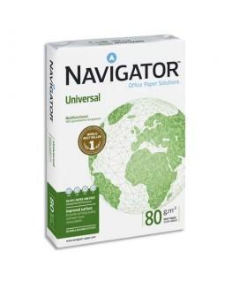 Ramette de 500 feuilles blanc Navigator Universal 80g CIE 169 - Navigator
