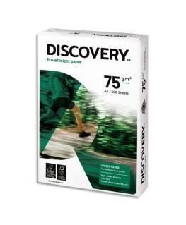 Ramette de 500 feuilles papier blanc A4 CIE 161 - Discovery