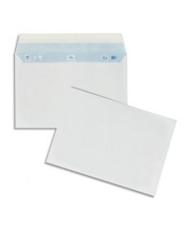 Boîte de 200 enveloppes blanches auto-adhésives 90g - Oxford