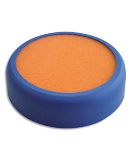 Mouilleur éponge diamètre 80 mm, base plastique coloris orange - Wonday®