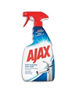 Spray nettoyant salle de bain anti-calcaire 750 ml - Ajax