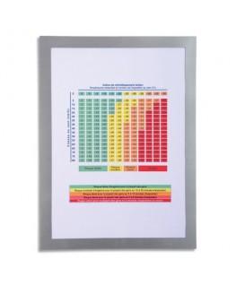 Pochette d'affichage magnétique - Exacompta