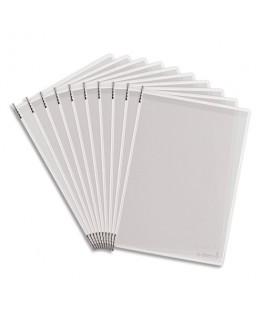 Paquet de 10 poches à pivots Sterifold en PVC, format A4 - Tarifold®