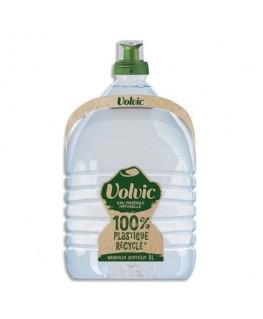 Bouteille plastique fontaine d'eau minérale de 8 litres - Volvic®