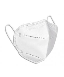 Boîte de 10 masques à bec jetable KN95, normes GB2626:2006, filtration supérieure ou égale à 95%