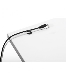 Pack de 6 clips adhésifs pour câble Cavoline® Clip - Durable