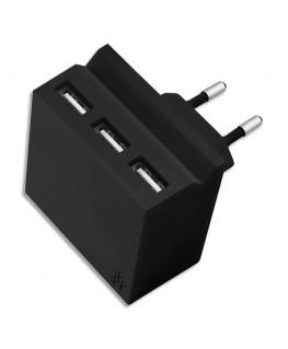 Multiprise USBepower Hide Mini 3 ports USB-A - Mobility Lab®