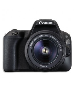 Appareil photo reflex EOS 2000D + EF-S 18-55mm - Canon