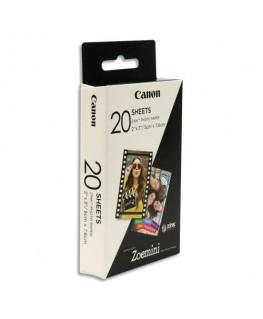 Paquet de feuilles de papier photo pour Zoémini - Canon