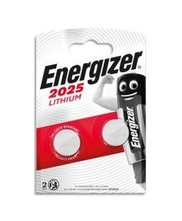 Blister de piles CR2025 - Energizer®