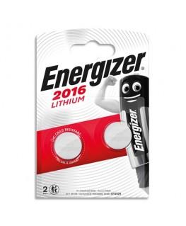 Blister de piles CR2016 Lithium - Energizer®