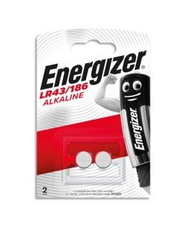 Blister de 2 piles mini LR43/186 - Energizer®