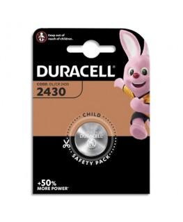 Blister de 1 pile 2430 Lithium Duralock pour appareils électroniques - Duracell®