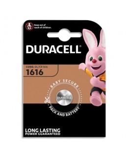 Blister de 1 pile 1616 Lithium Duralock pour appareils électroniques - Duracell®